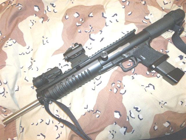 Mechtech Carbine Conversion Unit (CCU) | Paragon Pride Forums