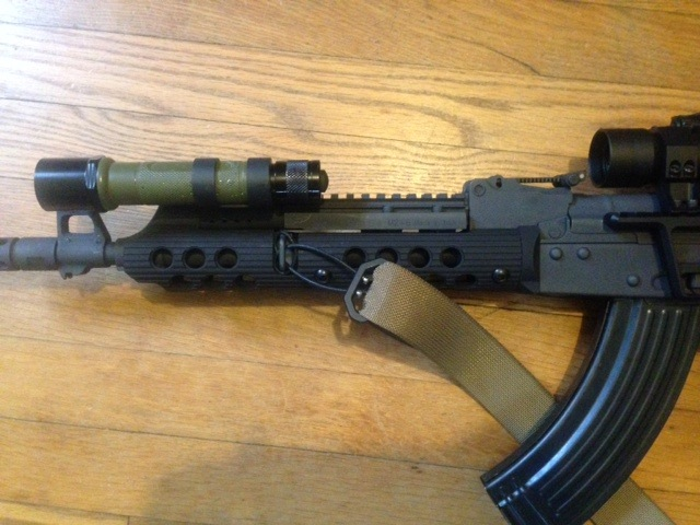 Troy AK Handguard | Paragon Pride Forums